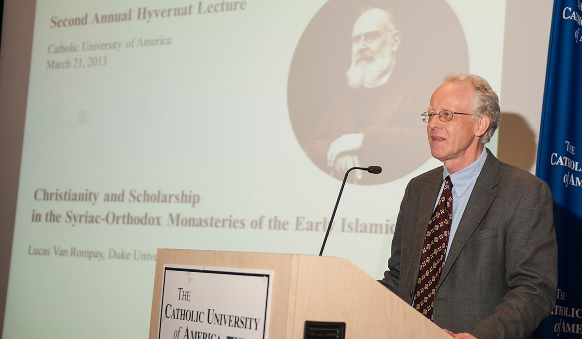 The Hyvernat Lecture